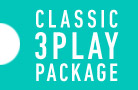 Classic 3-play package
