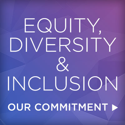 Our commitment to Equity, Diversity & Inclusion