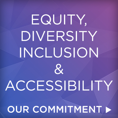 Equity, Diversity Inclusion & Accessibility