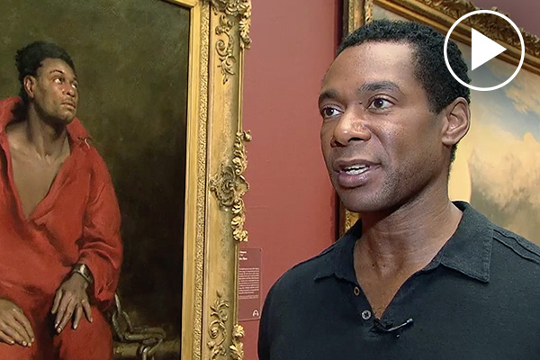 Ira Aldridge Endures Onstage and at the Art Institute