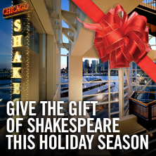Give the gift of Shakespeare
