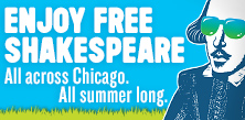 FREE Chicago Shakespeare in the Parks