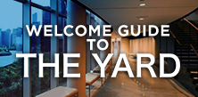 The Yard Welcome Guide