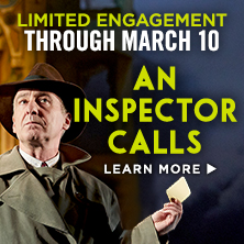 Book tickets now for An Inspector Calls