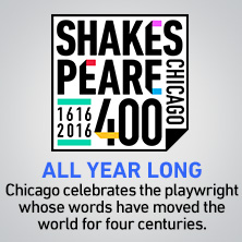 Shakespeare 400 Chicago
